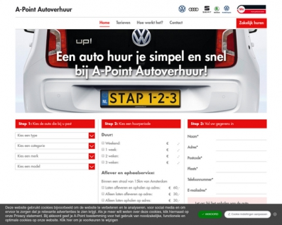 A-Point Autoverhuur