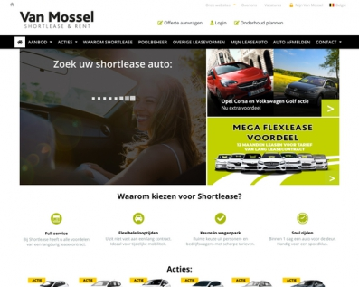 Van Mossel Shortlease